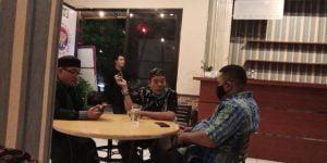 Lounching Cafe dan Mie Aceh Pijay, di Jl TB Simatupang, Jagakarsa, Jaksel